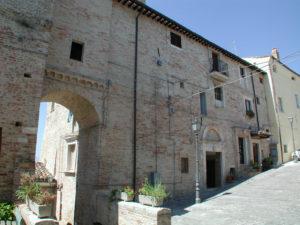 Palazzo Guiderocchi sec XVI