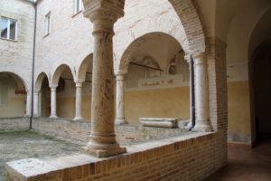 Chiostro Ex Convento di San Francesco a Monsampolo del Tronto