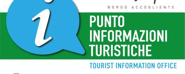 Spostamento P.I.T. Punto Informazione turistiche
