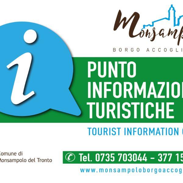 Spostamento P.I.T. Punto Informativo turistico