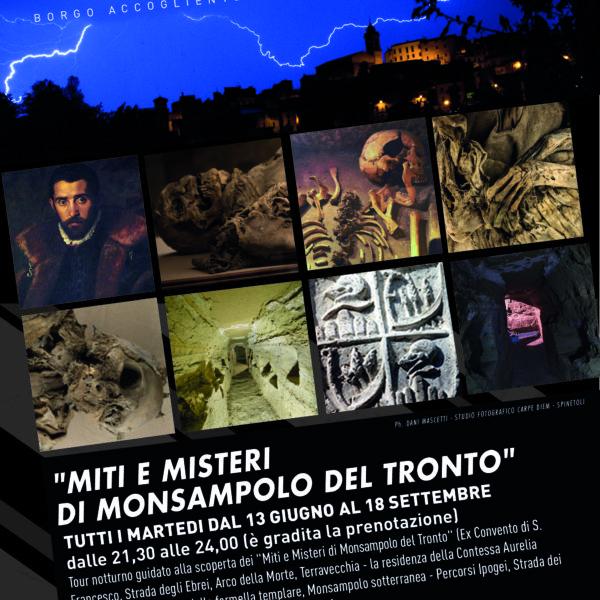 """""""Miti e Misteri di Monsampolo del Tronto"""""""