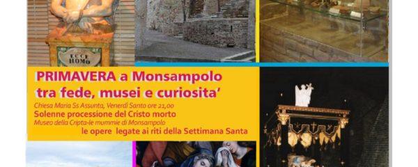 Aperture Musei Civici dal 15 aprile al 1 maggio 2017