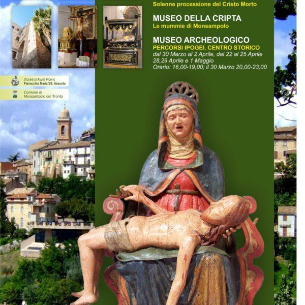 Aperture Musei Civici dal 21 aprile / 1 maggio 2018