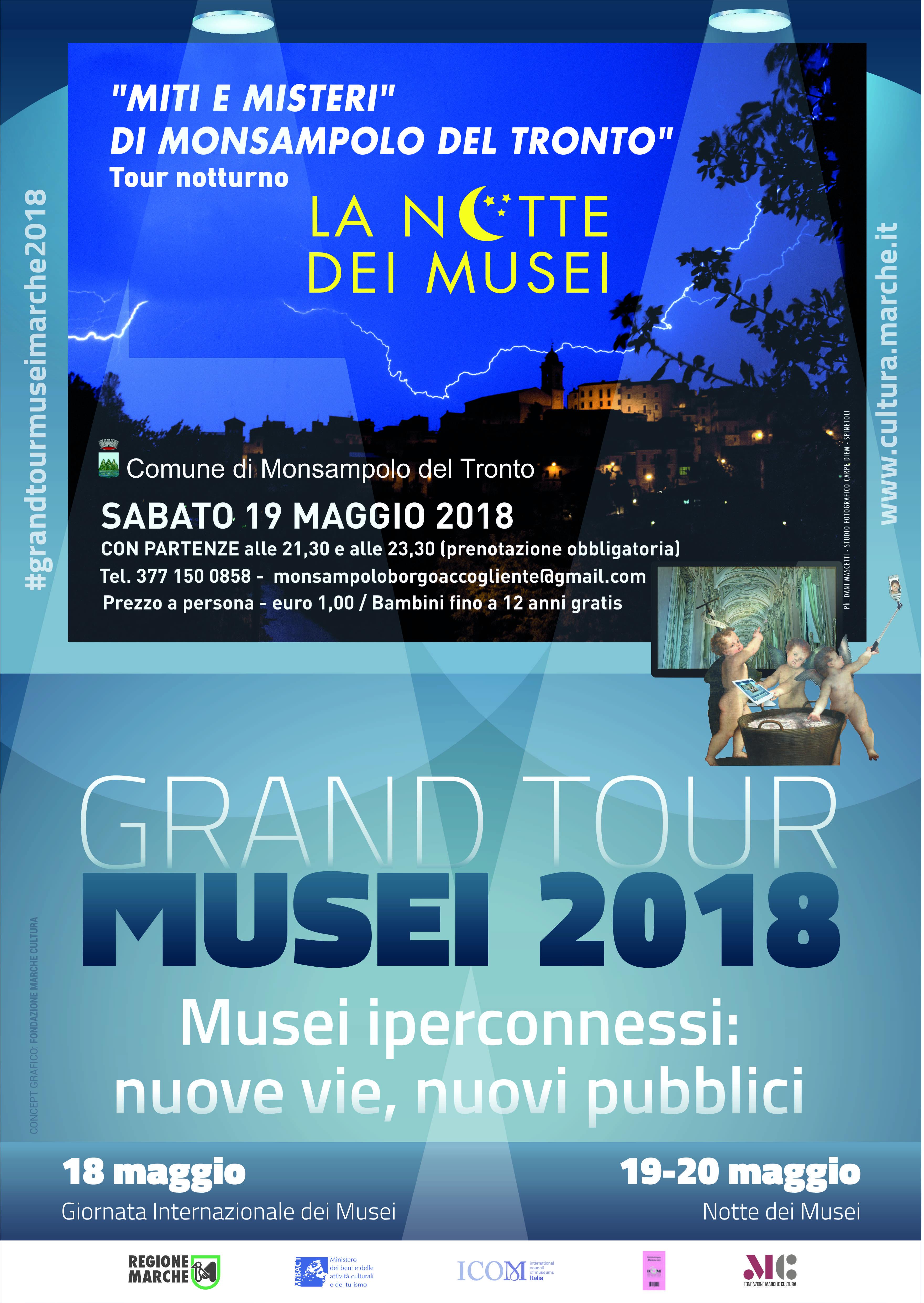 notte dei musei 2018 monsampolo del tronto